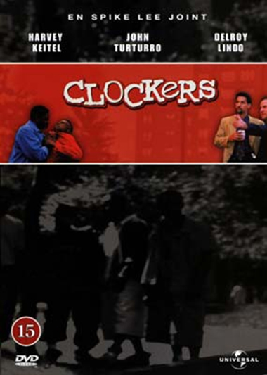 Clockers (1995) [DVD]