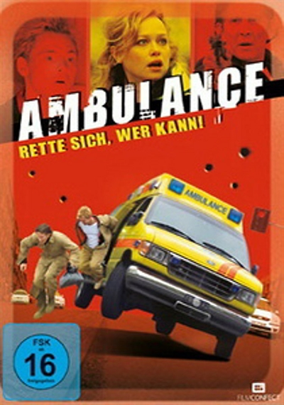 Ambulancen (2005) [DVD]