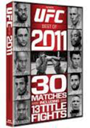 Ultimate Fighting Championship BEST OF 2011 [DVD]
