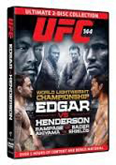 Ultimate Fighting Championship 144 [DVD]