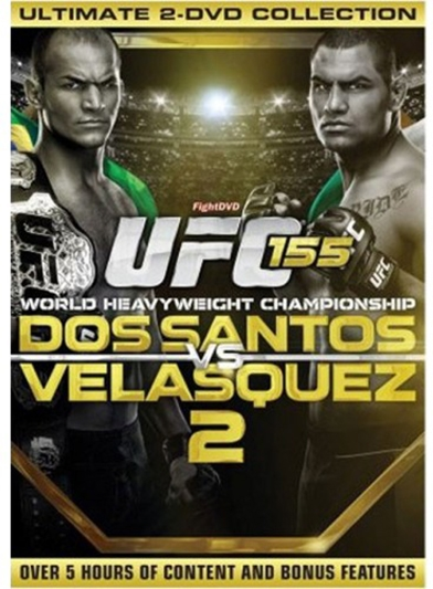 Ultimate Fighting Championship 155 [DVD]