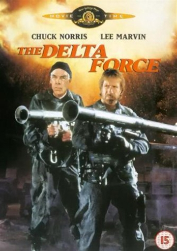 The Delta Force (1986) [DVD]