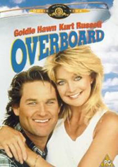 Pige overbord (1987) [DVD]