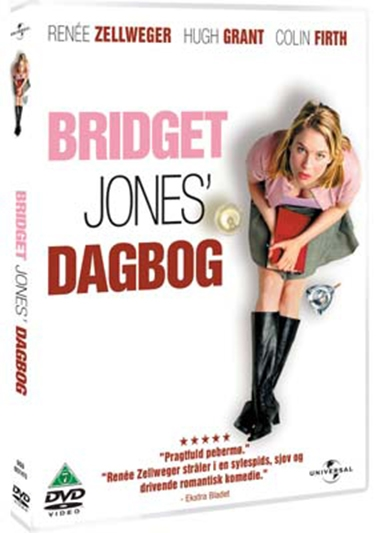 Bridget Jones' dagbog (2001) [DVD]