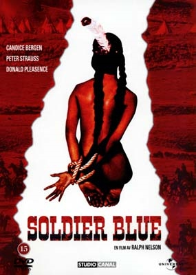 Soldier Blue (1970) [DVD]