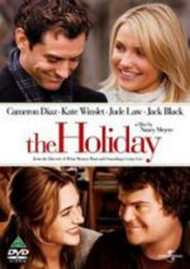 The Holiday (2006) [DVD]