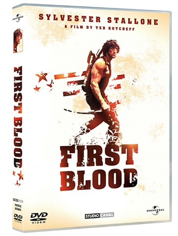 First Blood (1982) [DVD]