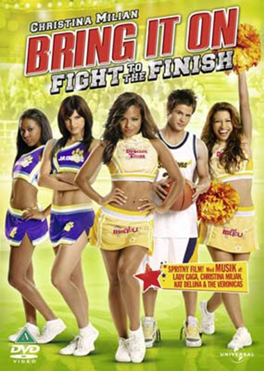 Bring It On: Fight to the Finish (2009) [DVD]
