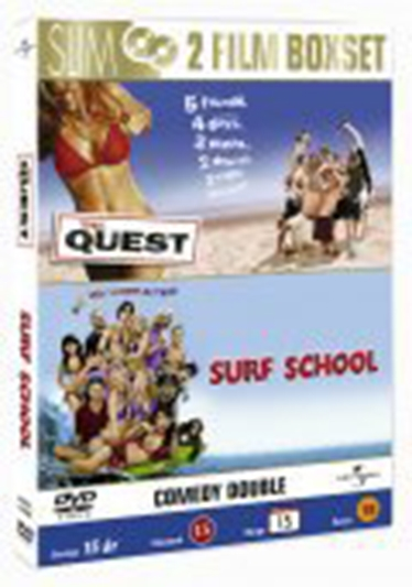 MEXICAN TRIP/SURF SCHOOL - DOUBLE PACK [DVD]