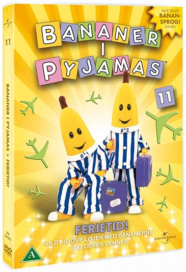 BANANER I PYJAMAS - VOL. 11 [DVD]