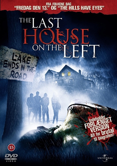 LAST HOUSE ON THE LEFT [DVD]