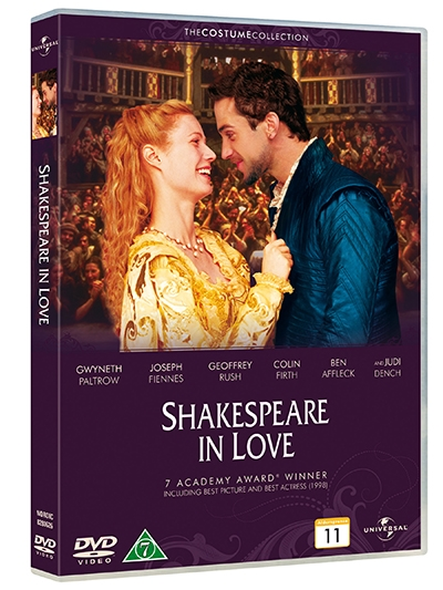 SHAKESPEARE IN LOVE - COSTUME COLLECTION [DVD]