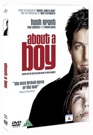 About a Boy (2002) [DVD]