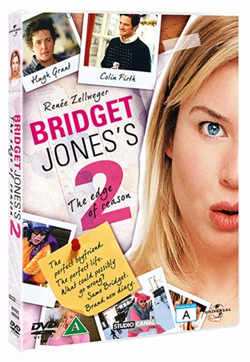 Bridget Jones - På randen af fornuft (2004) [DVD]