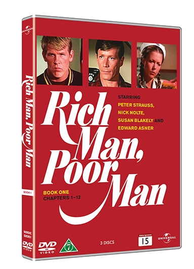 RICH MAN, POOR MAN - BOOK ONE - CHAPTER 1-12 [DVD]