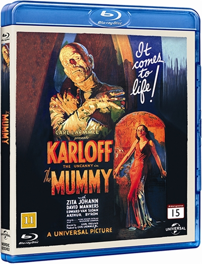 The Mummy (1932) [BLU-RAY]
