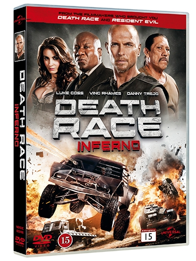 Death Race: Inferno (2013) [DVD]