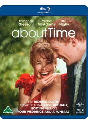 About Time (2013) [BLU-RAY]