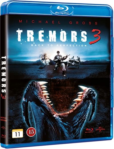 TREMORS 3 - BACK TO PERFECTION [BLU-RAY]