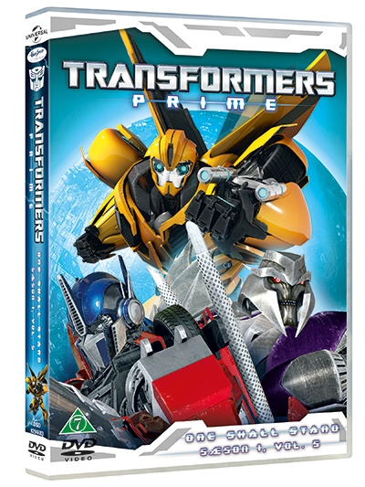 TRANSFORMERS PRIME - SERIES 1 VOL. 5 [DVD]