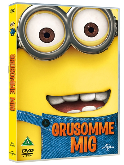 GRUSOMME MIG - DESPICABLE ME [DVD]
