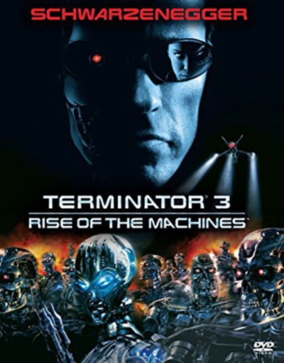 Terminator 3: Rise of the Machines (2003) [DVD]