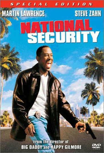 NATIONAL SECURITY [DVD]