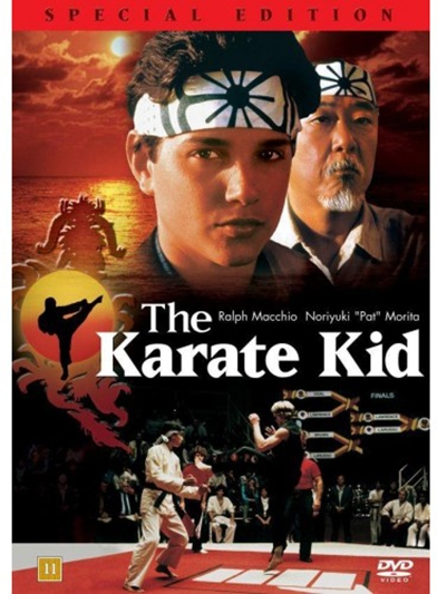 Karate Kid (1984) [DVD]