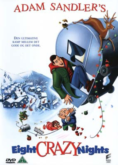 Eight Crazy Nights [DVD]