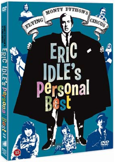 MONTY PYTHON'S PERSONAL BEST - ERIC IDLE [DVD]