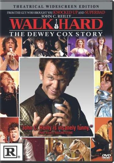 Walk Hard: The Dewey Cox Story (2007) [DVD]