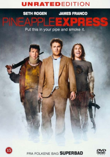 Pineapple Express (2008) [DVD]