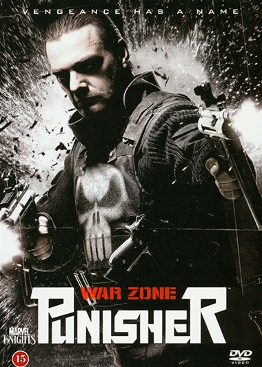 Punisher: War Zone (2008) [DVD]