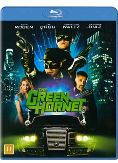 GREEN HORNET, THE [BLU-RAY]