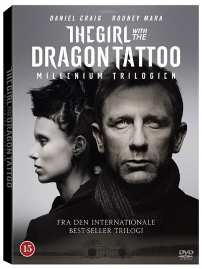 The Girl with the Dragon Tattoo (2011) [DVD]