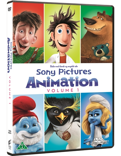 SONY PICTURES ANIMATION VOLUME 1 BOX [DVD]