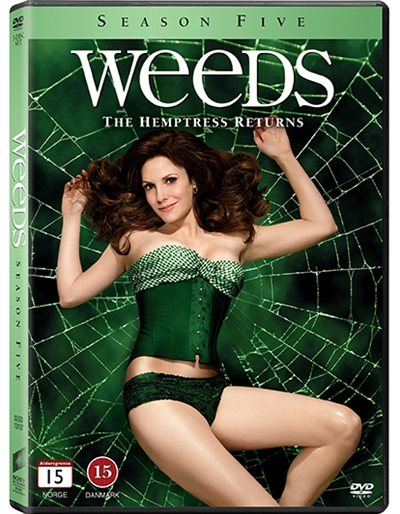 WEEDS - SEASON 5 [DVD]
