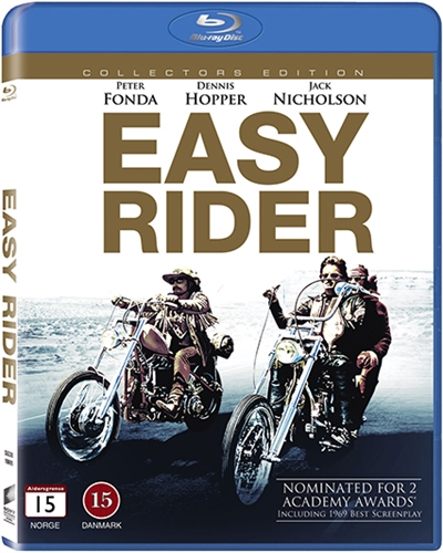 EASY RIDER - CLASSIC LINE [BLU-RAY]