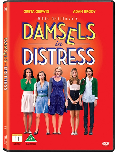 Damsels in Distress (2011) [DVD]