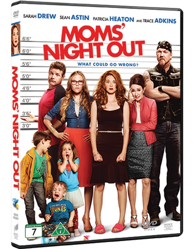 MOMS NIGHT OUT [DVD]