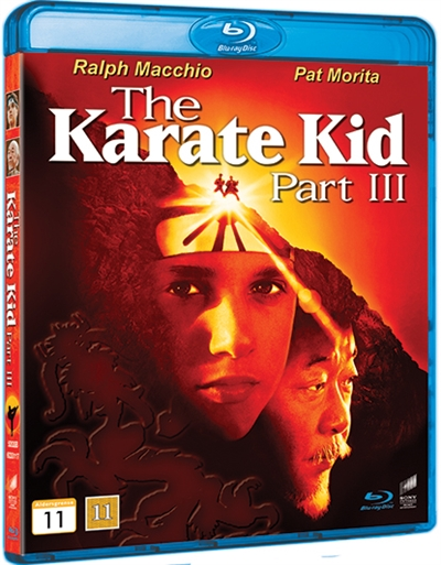 KARATE KID 3 [BLU-RAY]