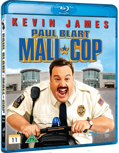 PAUL BLART: MALL COP - CENTERVAGTEN [BLU-RAY]