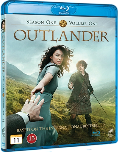 OUTLANDER - SEASON 1 - VOLUME 1 [BLU-RAY]
