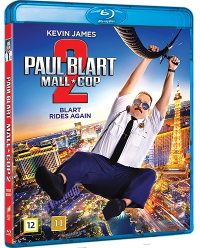 PAUL BLART: MALL COP 2 [BLU-RAY]