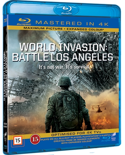 World Invasion: Battle Los Angeles (2011) [4K ULTRA HD]