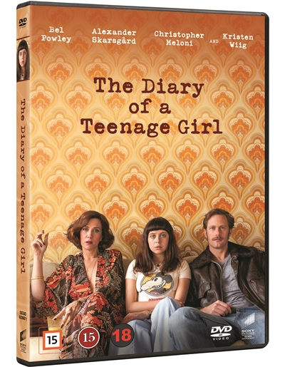 DIARY OF A TEENAGE GIRL, THE [DVD]