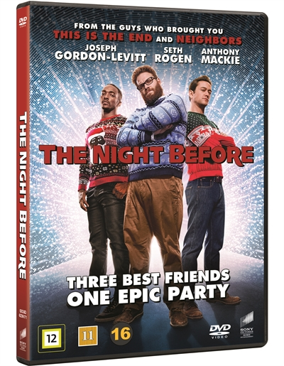 NIGHT BEFORE, THE [DVD]