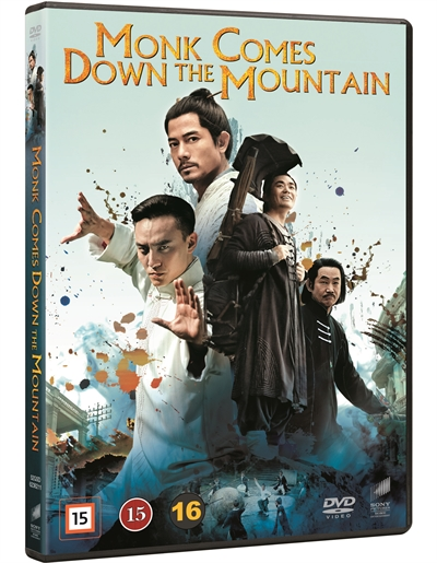 Monk Comes Down the Mountain (2015) [DVD]