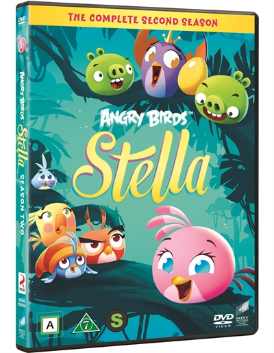 ANGRY BIRDS: STELLA - SEASON 2 [DVD]