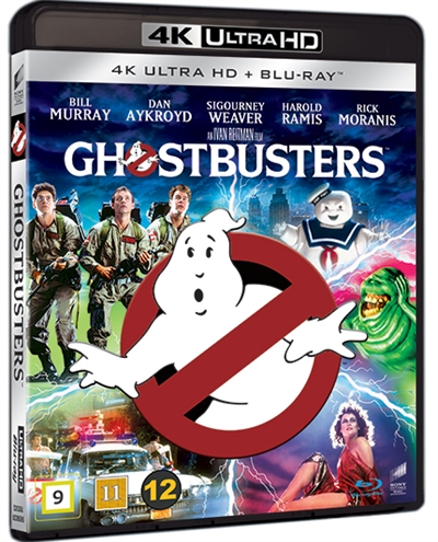 Ghost Busters (1984) [4K ULTRA HD]